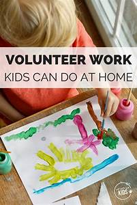 7 Kids Volunteer Projects You Can Do At Home