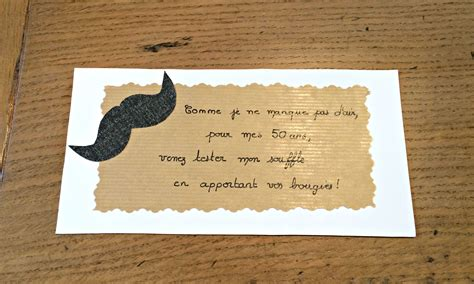 Carte Invitation Originale Yf79