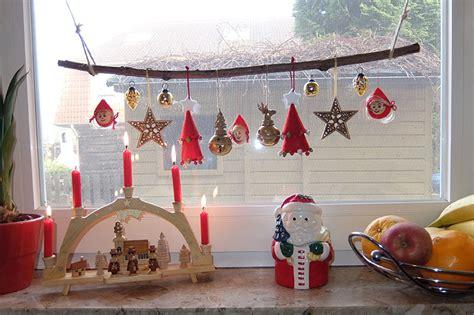 Weihnachtsdekoration Für Das Fenster