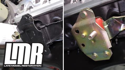 mustang motor mounts  resto review youtube
