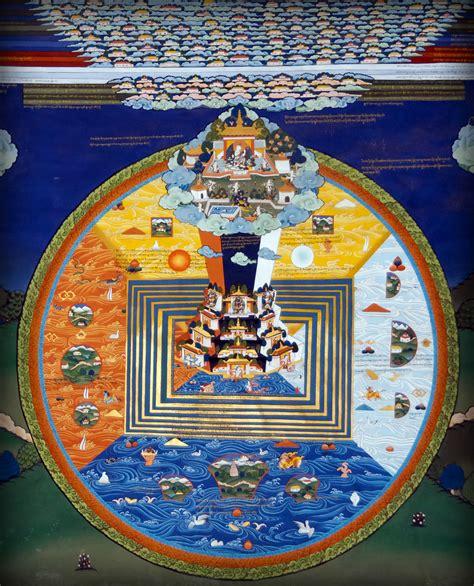meru cosmos  buddhist art  culture dissertation