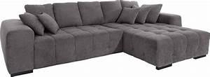Sofa Mit Elektrischer Sitztiefenverstellung : polsterecke wahlweise mit elektrischem sitzvorschub online kaufen otto ~ Indierocktalk.com Haus und Dekorationen
