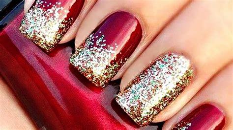La técnica del degradé en el nail art ha causado a menudo, el nail art nos sorprende con todo tipo de diseños espectaculares para las uñas de las. NUEVOS DISEÑOS DE UÑAS BRILLANTES - YouTube