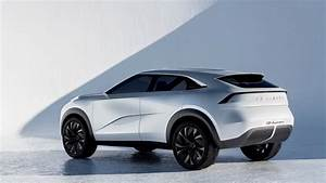 Wallpaper Infiniti QX Inspiration, SUV, electric cars