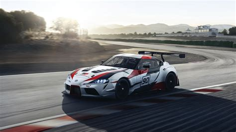 Toyota Fortuner 4k Wallpapers by 2018 Toyota Gr Supra Racing Concept 4k 2 Wallpaper Hd