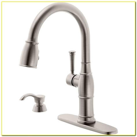 delta savile stainless 1 handle pull kitchen faucet delta savile stainless 1handle pulldown kitchen faucet