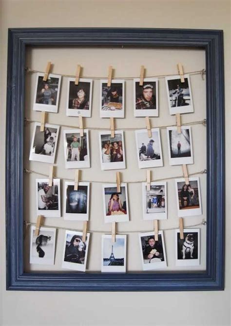 Bedroom Decorating Ideas Picture Frames by 37 Insanely Bedroom Ideas For Diy Decor