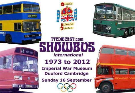 ttcdiecastcoms showbus international display