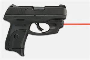 Ruger LC9 with Laser Sight