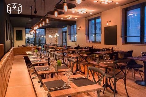 Restaurant Style Industriel Chic