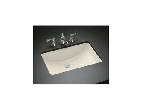 Kohler Ladena Sink K 2214 by Kohler K 2214 47 Almond Ladena 18 3 8 Quot Undermount Bathroom
