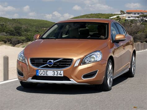 Volvo S60 Wallpaper by Volvo S60 D5 Awd 2010 Wallpapers 1280x960