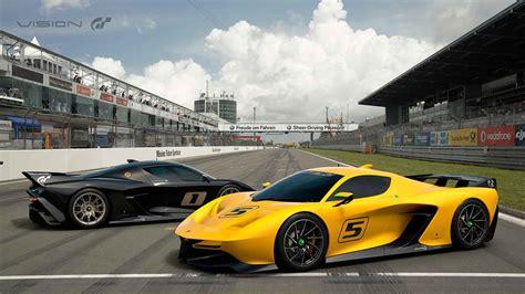 Gran Turismo Sport  Trailer De La Ef7 Fittipaldi De