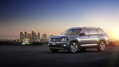 Fully-Loaded 2018 Volkswagen Atlas Will Cost Just Shy of ...