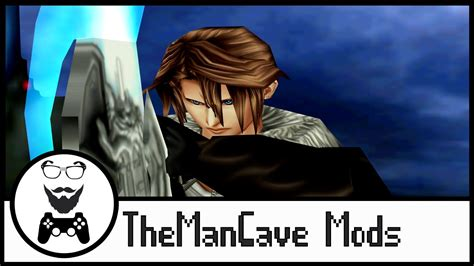 final fantasy viii hd mods update pc youtube