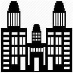 Icon Skyline Metropolis Library