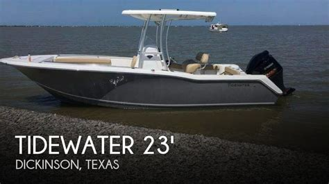 Boat Dealers In Dickinson Nd by For Sale Used 2016 Tidewater 230 Cc Adventure In