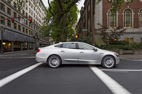 Reviews On Buick Lacrosse by 2017 Buick Lacrosse Review Gm Authority