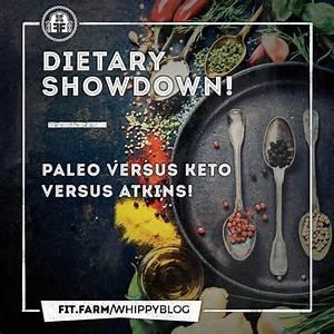 Dietary Showdown  Paleo Vs  Keto Vs  Atkins   U22c6 Fit Farm