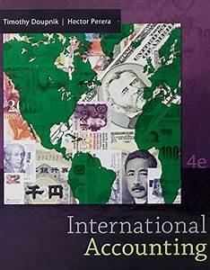International Accounting 4th Edition