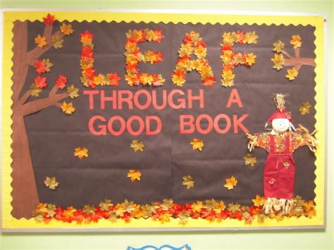 16 Bulletin Boards To Get You Excited For Fall
