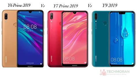 huawei  series smartphone comparison  prime