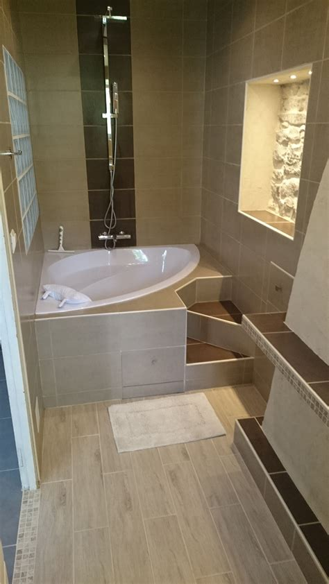 baignoire de coin salle de bain de ma chambre parentale coin bain