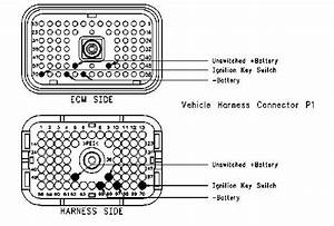 04 Freightliner Columbia Mecades Engine Ecu Wiring Diagram