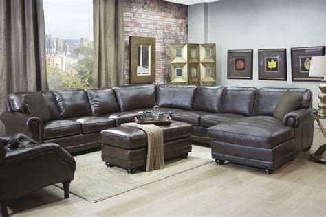 Mor Furniture For Less Sofas by Mor Furniture For Less The Lannister Leather Seating