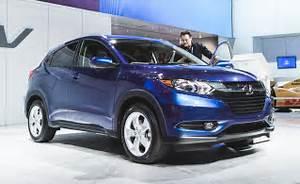 2016 Honda HR-V - Information and photos - ZombieDrive