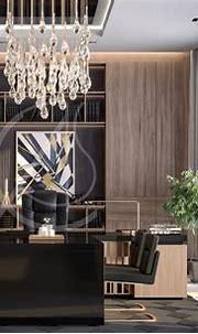 Modern Luxury CEO Office Interior Design | Comelite ...
