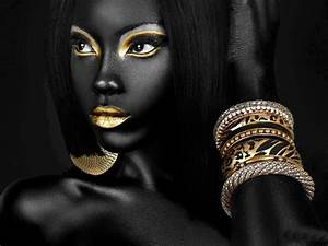 Egyptian black   Black women art, Beautiful black women, Art