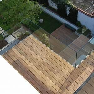 plan terrasse bois suspendue evtod With plan terrasse bois suspendue