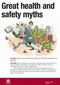Myth: Workers are banned from putting up Christmas decorations