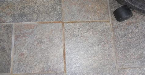 how do i get rust of tile and grout outside hometalk