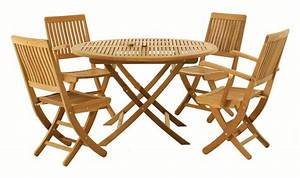 Wood Folding Table and Chairs for Special Events and