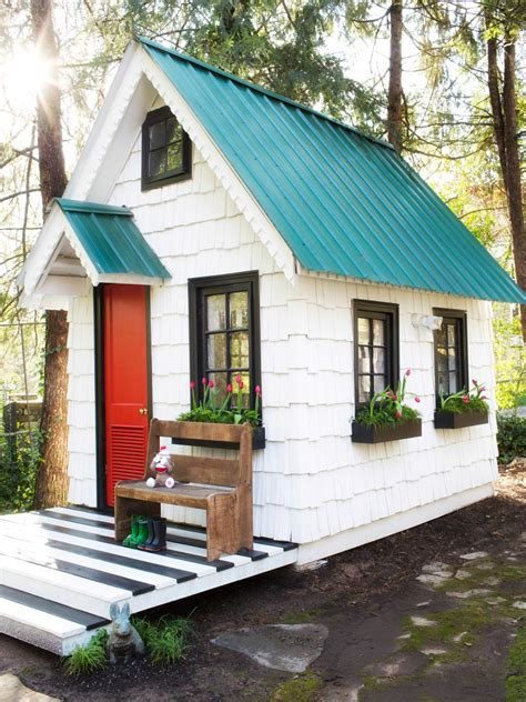 Small Backyard Buildings by Fairytale Backyards 30 Magical Garden Sheds