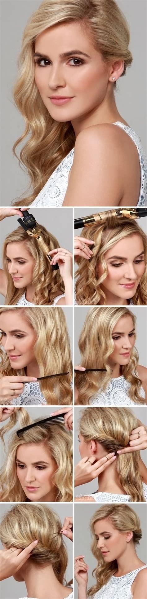 15 must see curling medium hair pins loose curls medium