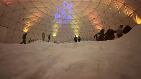 snowcat ridge adds  snow  indoor play area