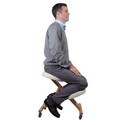 chaise assis debout siège mal de dos assis debout stabido