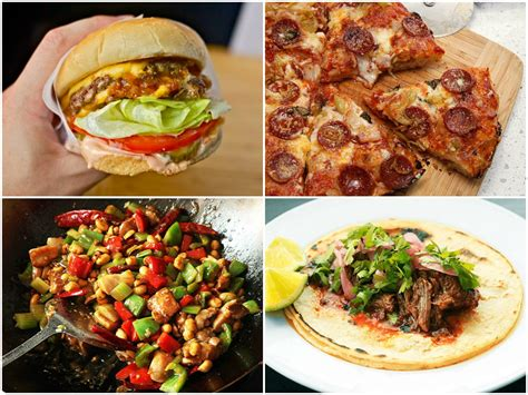 fast cuisine 15 fast food and takeout favorites that are at least as as the originals