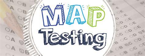 map growth testing academy   lady  mount carmel