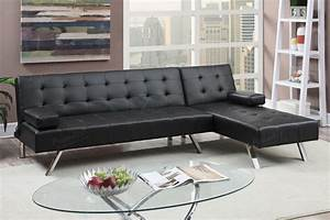 black leather sectional sofa bed steal a sofa furniture With sectional sofa bed los angeles