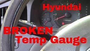 How To Diagnose And Repair Temp Guage