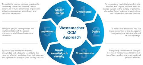 organizational change management westernacher consulting