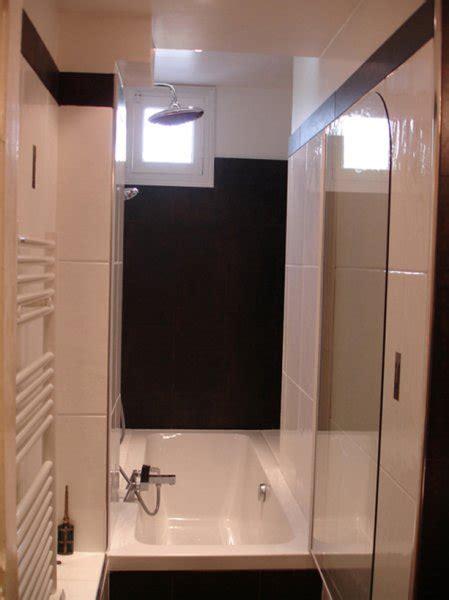 la cuisine de création de salles de bains carre magique