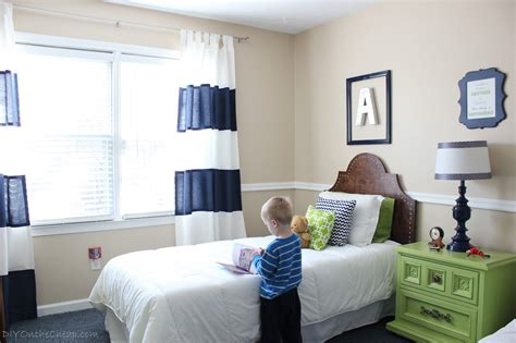 room for boy big boy room transformation reveal erin spain