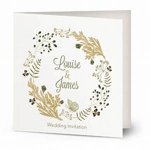 circle of flowers wedding invitation beautiful wishes With circle box wedding invitations