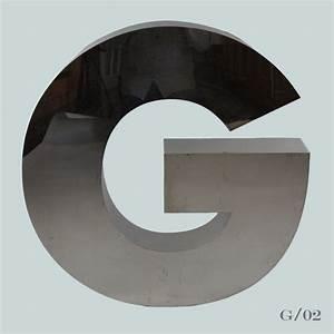 large vintage metal letter g vintage matters With metal letter g