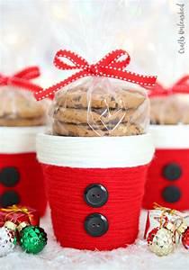 Diy, Christmas, Treat, Holder, Santa, Cup
